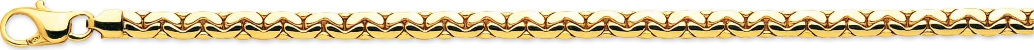 bijoux-or bracelet 18 carats 2441