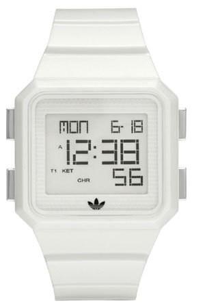 Adidas montre blanche mixte ADH4056
