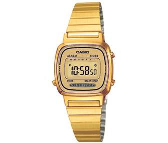Montre Casio femme LA670WEGA-9