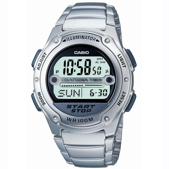 Casio montre homme W-756D-7AVES