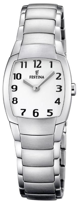 Festina montre femme acier F16366-5
