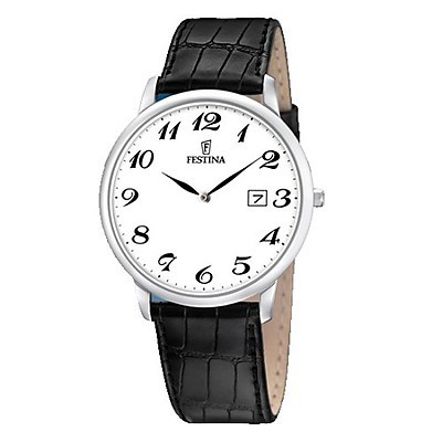 FESTINA : Montre homme - Collection : Cuir / F6806-5