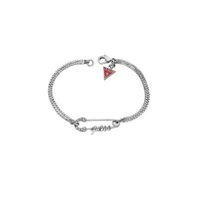 Bracelet Guess métal argenté UBB80810