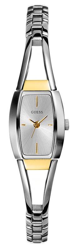 Guess Hourglass montre femme bicolore I70562L1