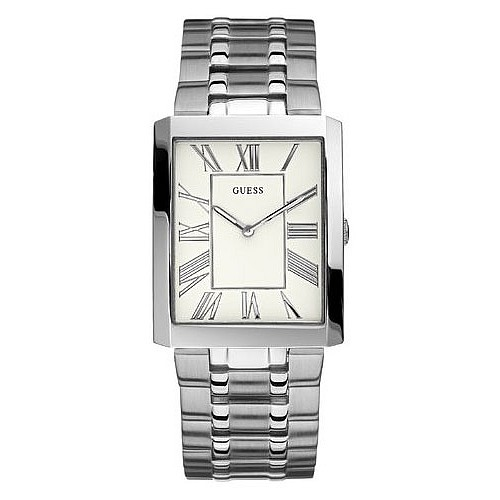 GUESS-montre slim homme W85032G1