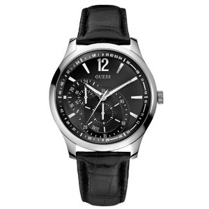 GUESS-montre homme cuir W85053G1