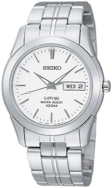 Montre homme Seiko Classiques Métal SGG713