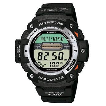 CASIO G-Shock noire SGW-300H-1AVER