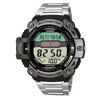 Montre Casio Collection SGW-300HD-1AVER