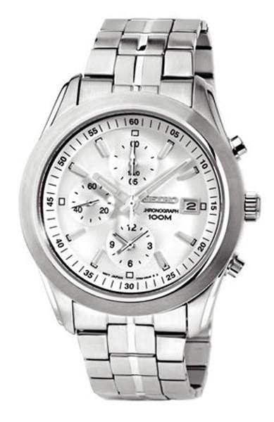 SEIKO montre chronographe classique SNAD85