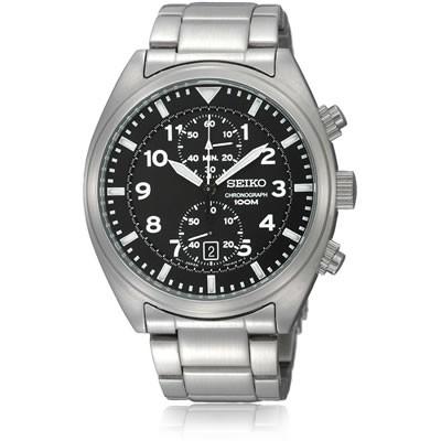 SEIKO montre homme chronographe SNN231