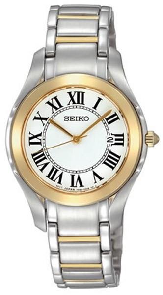 SEIKO montre femme classic métal SXDB90