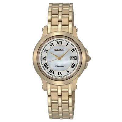 Seiko Premier montre femme SXDE04