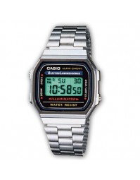 CASIO montre vintage A168WA-1YES