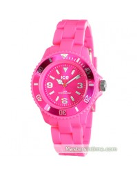 Montre rose, femme, Ice Watch.