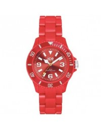 Montre rouge, femme, Ice Watch.