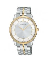 Seiko montre homme bicolore SKP382