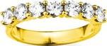 bijoux-or alliance diamant or jaune 1.209.30