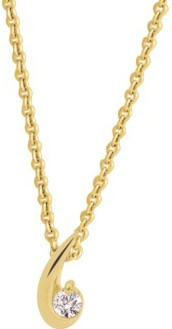bijoux or-collier et pendentif or et diamant 3.011.30