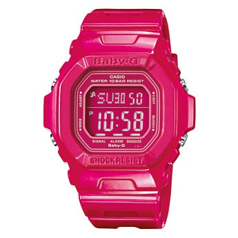 Montre CASIO BABY G rose BG-5601-4ER