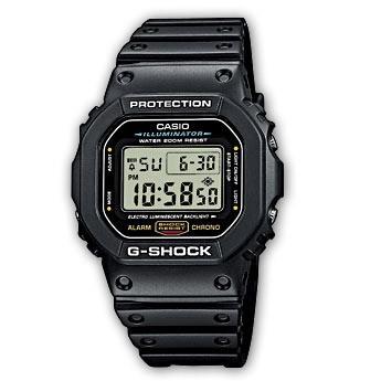 Montre mixte Casio G-shock DW-5600-1VER