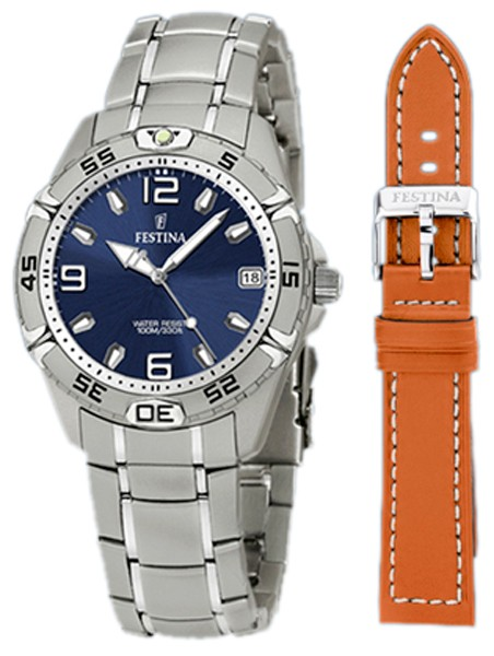 Festina montre mixte coffret F16171-4