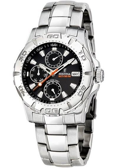 FESTINA Montre Chronographe pour homme :  F16242-9