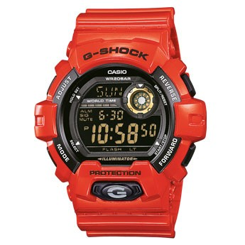 CASIO G-Shock orange G-8900A-4ER
