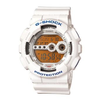 CASIO G-Shock blanche GD-100SC-7ER