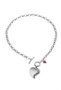 Guess bijoux collier pendentif coeur UB306100