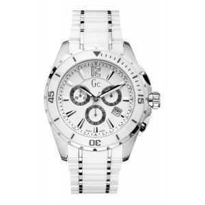 GC montre blanche femme X7601G1S