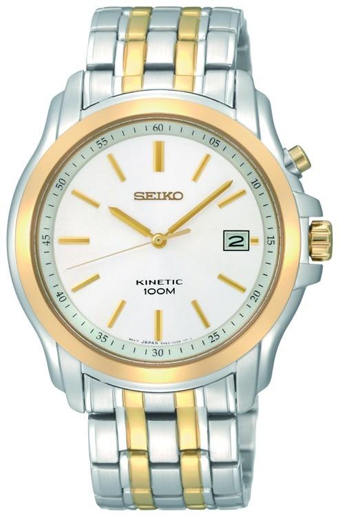 Seiko KINETIC montre homme SKA490