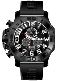 OFFSHORE montre homme TORNADE OFF009B
