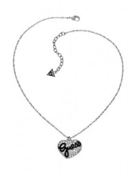 Guess collier coeur UBN81115