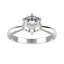 bague diamant solitaire 1 ct hsi