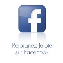 Rejoignez Jalote sur Facebook